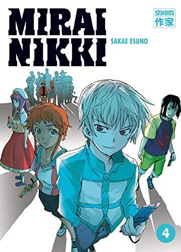 9782203028616: Mirai Nikki - Le journal du futur Vol.4