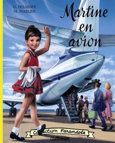 9782203028920: Martine en avion