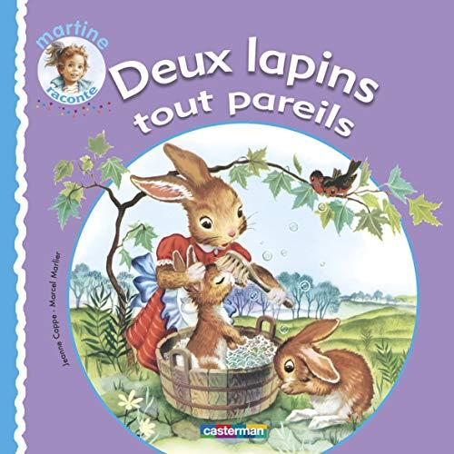 9782203029002: Deux Lapins Tout Pareils (French Edition)