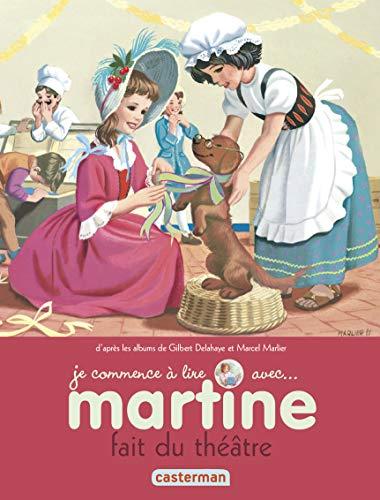 9782203029095: Je Commence a Lire Avec Martine: Martine Fait Du Theatre