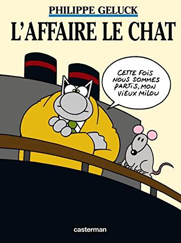 9782203029576: Le Chat, Tome 11 : L'affaire le Chat (mini album)