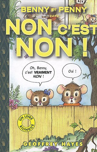 9782203029903: Benny et Penny : Non c'est non ! : Edition bilingue