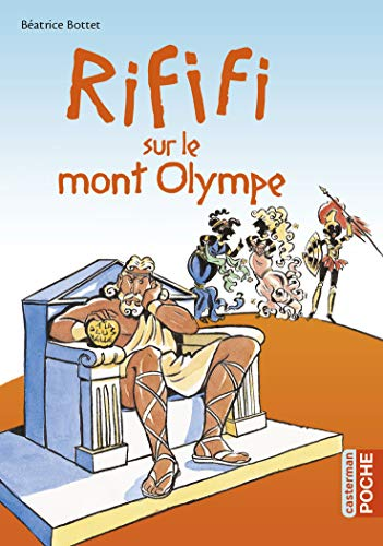 9782203030633: Rififi sur le mont Olympe (French Edition)