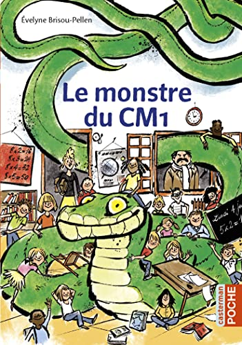 9782203030701: Le monstre du CM1
