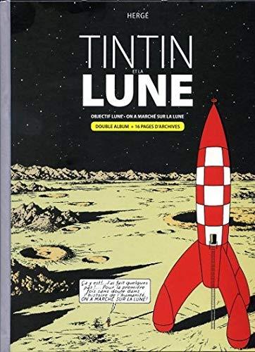 9782203031401: Tintin et la Lune