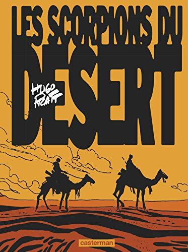 9782203031531: Les scorpions du désert t.1
