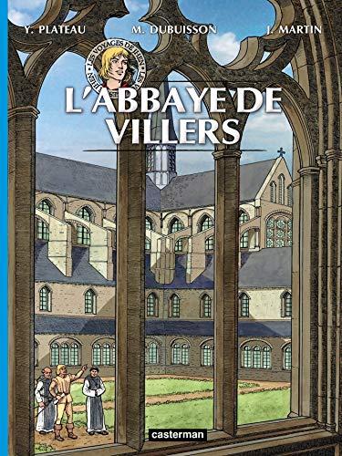 9782203031869: Les voyages de Jhen : L'abbaye de Villers