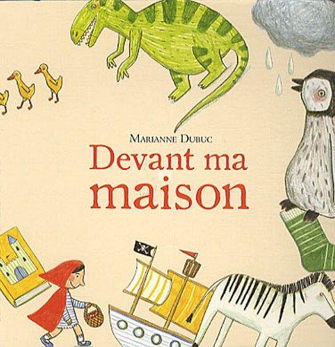 9782203031890: Devant ma maison (French Edition)