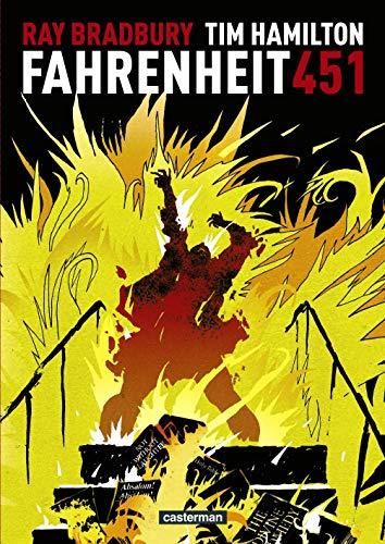 9782203032941: Fahrenheit 451 (French Edition)