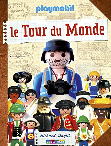 9782203033504: Playmobil, le Tour du Monde