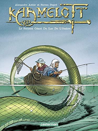 9782203034877: Kaamelott, Tome 5 : Le Serpent Géant Du Lac De L'Ombre