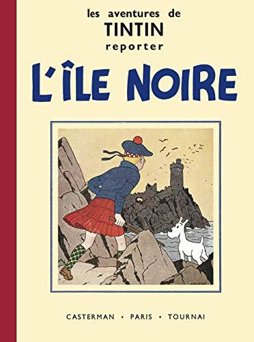 Les Aventures de Tintin : L'ile noire: Hergé