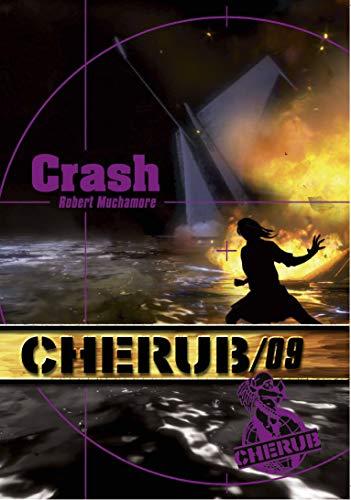 9782203035348: Cherub 9/Crash (French Edition)