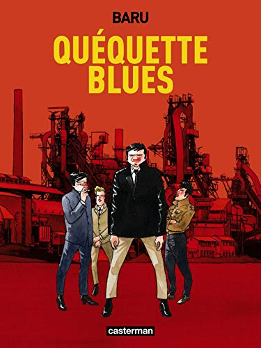 Quequette blues (French Edition): Baru