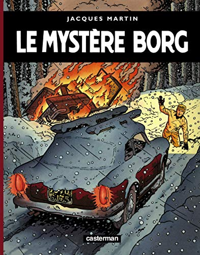 Lefranc (French Edition): Jacques Martin