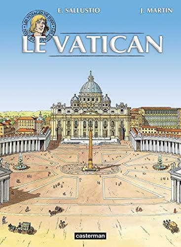 9782203036581: Les voyages de Jhen : Le Vatican
