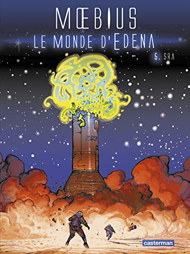 9782203036604: Le monde d'Edena, Tome 5 :