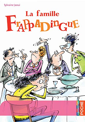 9782203036703: La famille Frappadingue (French Edition)