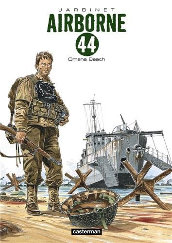 9782203037069: Airborne 44, Tome 3 : Omaha Beach