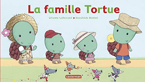 9782203037724: La famille Tortue