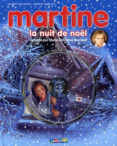 9782203039988: Martine Livres CD: La Nuit De Noel (Livre + CD) (French Edition)