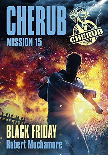 9782203043725: Cherub 15/Black Friday