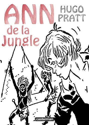9782203045736: Ann de la jungle , L'intégrale noir et Blanc