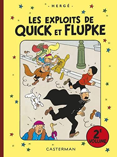 9782203047358: Les exploits de Quick et Flupke : 2e volume