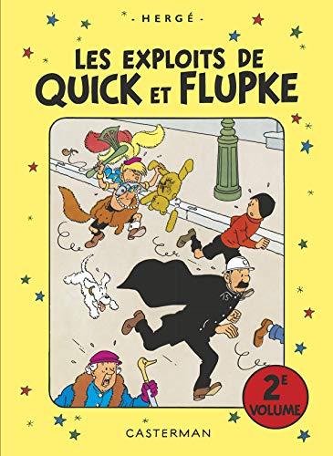 """""""Quick et Flupke ; intégrale t.2"""""""