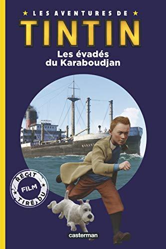 9782203047648: Les Aventures de Tintin - Les evades du Karaboudjan