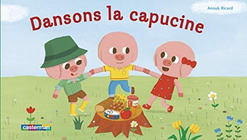 À LA QUEUE LEU LEU T.40 : DANSONS LA CAPUCINE: RICARD ANOUK