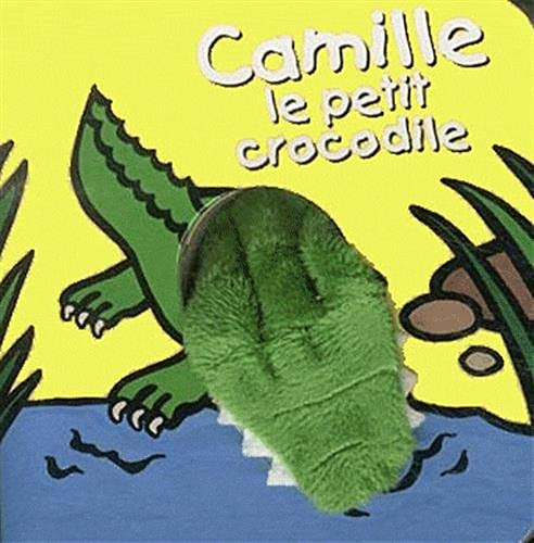 9782203048300: bebetes t.35 ; Camille le petit crocodile