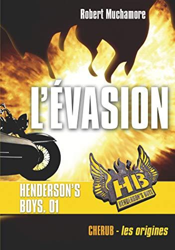 9782203048485: Henderson's Boys, Tome 1 : L'évasion