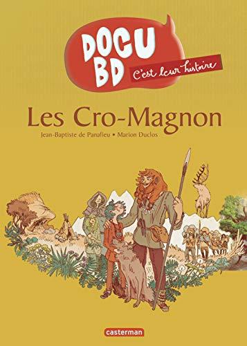 9782203048560: C'est leur histoire, Tome 4 : Les Cro-Magnon