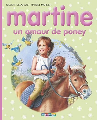 Martine, un amour de poney (ed. speciale: Gilbert Delahaye; Marcel