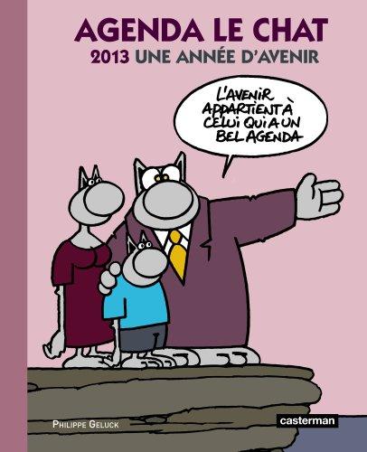 9782203049246: Agenda le Chat 2013