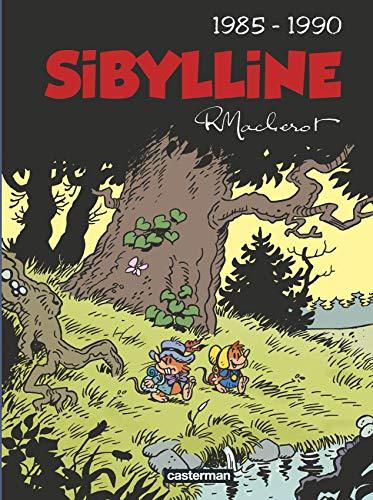 9782203050242: Sibylline, Intégrale - Tome 5 : 1985-1990