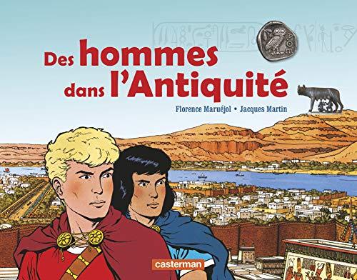 9782203050938: Des hommes dans l'Antiquité