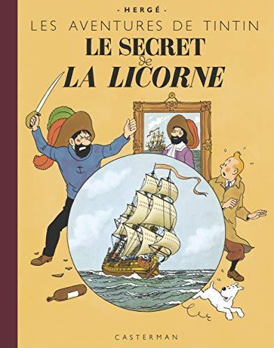 9782203051386: Les Aventures de Tintin : Le secret de la Licorne : Edition grand format