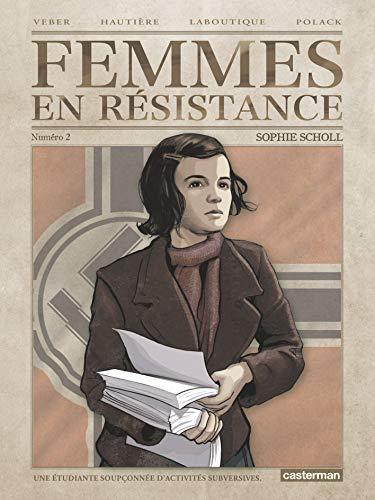 9782203053403: Femmes en r�sistance, Tome 2 : Sophie Scholl