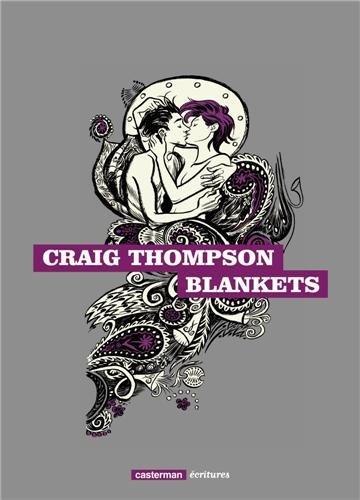 Blankets - essentiel ecritures - Craig Thompson
