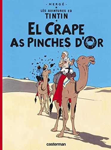 9782203057470: Tintin en picard de hollain le crabe aux pinces d'or