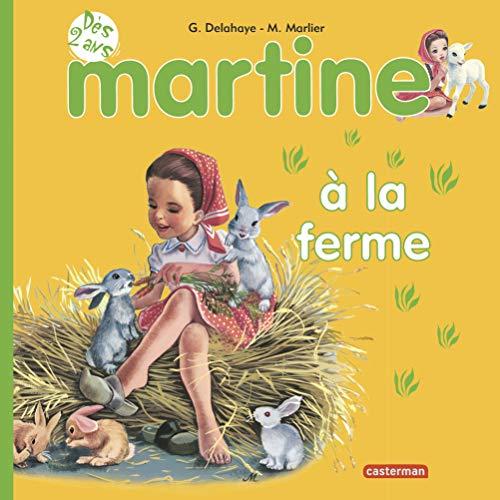 9782203057784: Martine, Tome 9 : Martine à la ferme