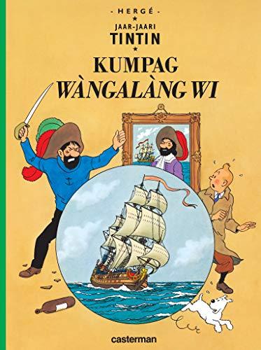 9782203059184: Jaar-Jaari Tintin : Kumpag Wàngalàang Wi (Le secret de la Licorne) : Edition en wolof