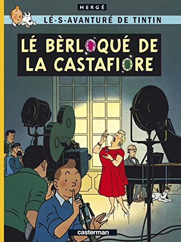 9782203060784: Les aventures de Tintin : Le berloque de la Castafiore