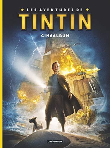 9782203062245: Les aventures de Tintin : Cinéalbum