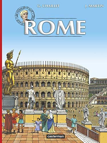 9782203062610: Les voyages d'alix - rome (ne)