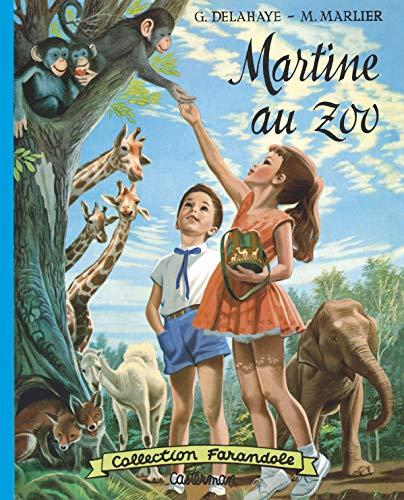 9782203064119: Martine HB: Martine Au Zoo (French Edition)
