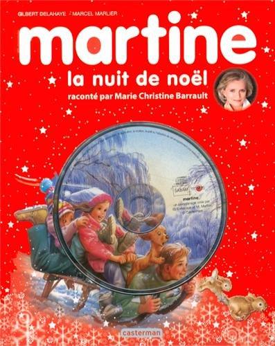 9782203064201: Martine, la nuit de No�l (1CD audio)