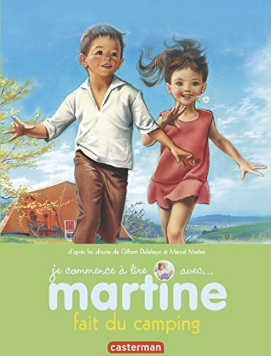 9782203064263: Martine, Tome 39 : Martine fait du camping